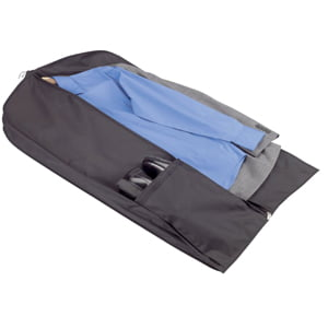 TOS-10 Breathable recycle PEVA water proof with shoe pocket suit cover