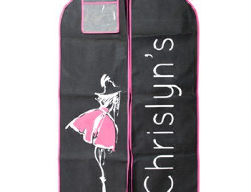 CB-04 Custom non woven dance costume garment bag