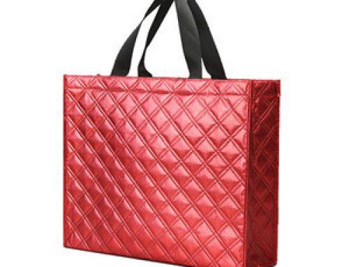 LS-03 Custom laser non woven shopping bag