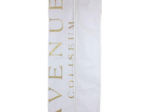 DB-001 Custom printed non woven bridal cover
