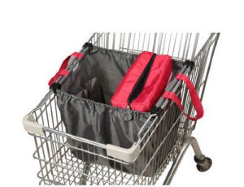 EC-02 Reusable folding supermarket grocery