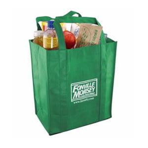 printed non woven grocery bag