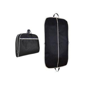 Custom garment non woven mens suit carrier bag
