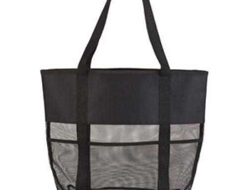 TB-001 Custom mesh tote bag