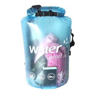 Custom waterproof ultralight dry sacks