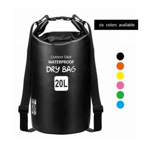 custom waterproof 5 L Outdoor dry bag