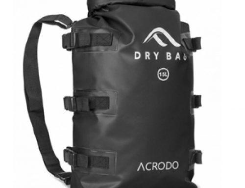 Custom hydraulic dry bag