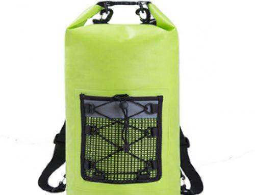 Custom 15L Waterproof dry backpack