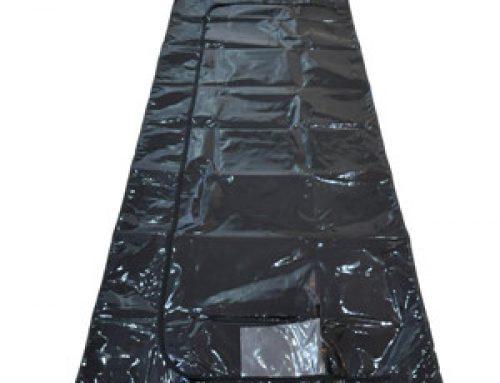 Custom heavy duty transport body bag