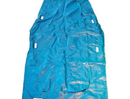 Custom heavy duty diaster pouch
