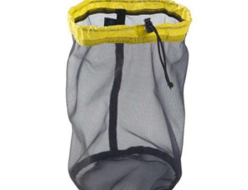 Custom mesh stuff sack
