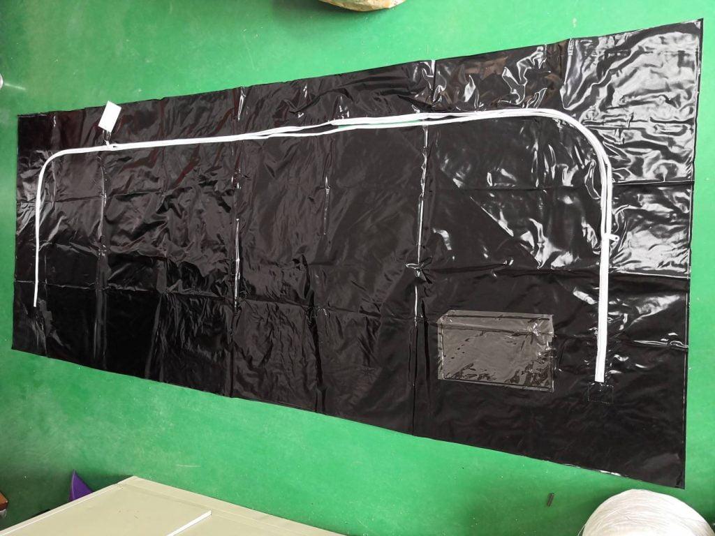 Image of a PEVA Dead Body Bag